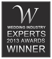 Wedding Industry Experts Winner Seal